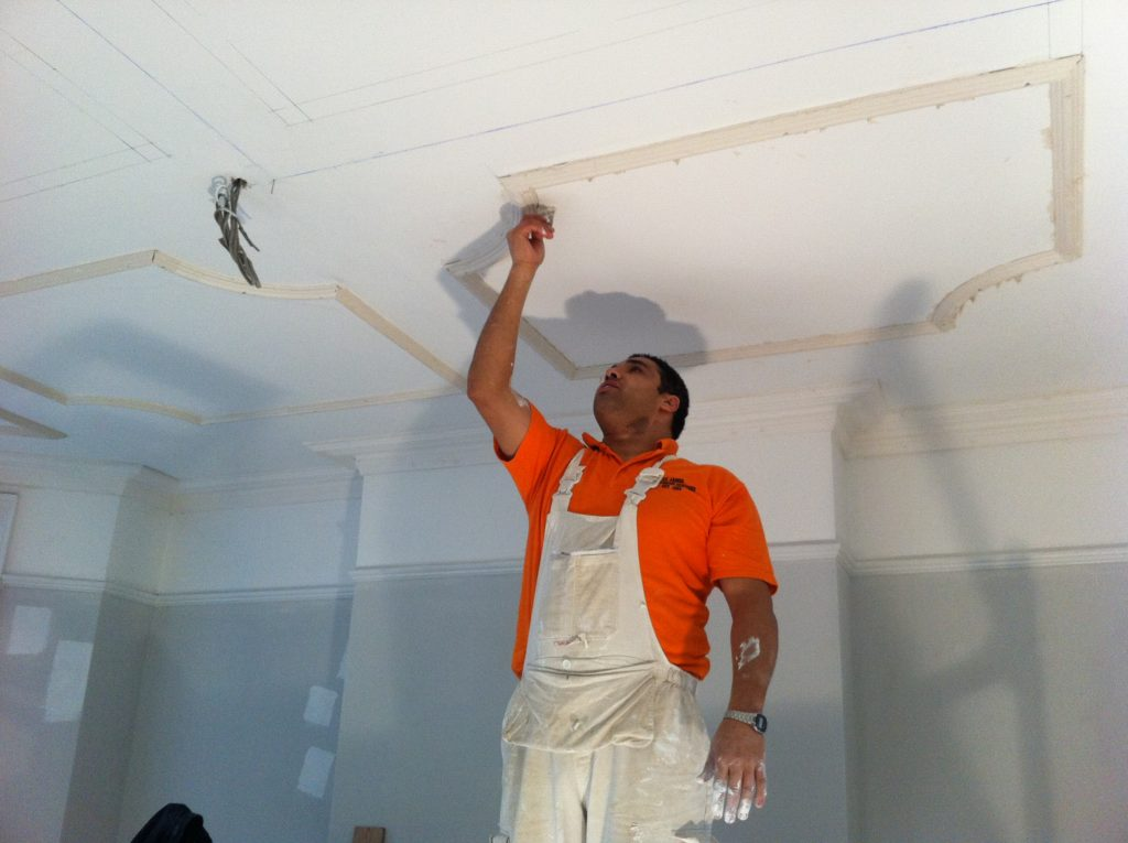 Home - St  James Plastering Services
